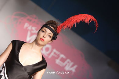 FASHION COLLECTION OF PAOLA VALES - RUNWAY FASHION OF YOUNG FASHION DESIGNER 2007 - VIGOFERIA