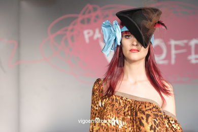 FASHION COLLECTION OF PILAR BELLIDO - RUNWAY FASHION OF YOUNG FASHION DESIGNER 2007 - VIGOFERIA