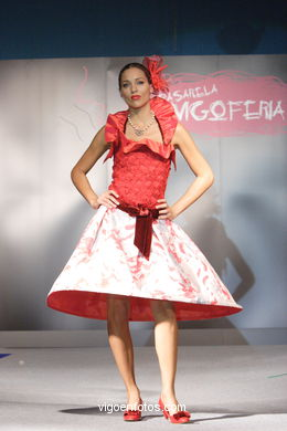 FASHION COLLECTION OF GRUPO ARIMOKA   - RUNWAY FASHION OF YOUNG FASHION DESIGNER 2007 - VIGOFERIA