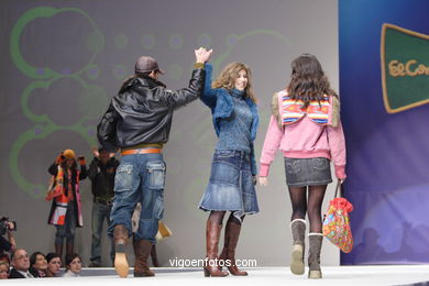 A FASHION SEA SHOW - VIGO SPAIN