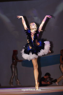 BALLET ECLIPSE - A FASHION SEA SHOW - VIGO SPAIN
