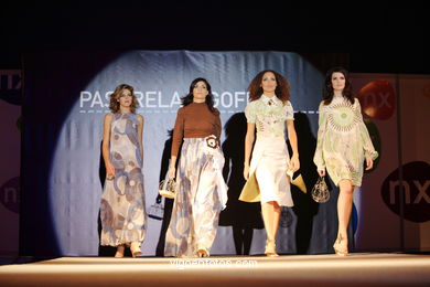 HIGINIO MATEU UBEDA - MIENTRAS TANTO EN OTRO LUGAR. RUNWAY FASHION OF YOUNG FASHION DESIGNER 2006