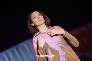 MIGUEL ANGEL IBAÑEZ RAMIREZ - COZUMEL. RUNWAY FASHION OF YOUNG FASHION DESIGNER 2006