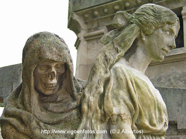 Cementerio de Pereirón en Vigo