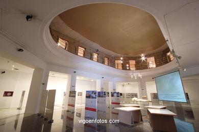 Casa de las artes vigo galicia for Casa planta vigo