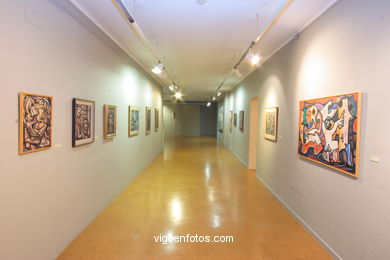LAXEIRO ART COLLECTION - HOUSE OF THE ARTS - VIGO - SPAIN