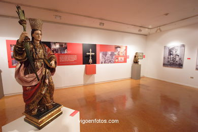 GALLERY - FIRST FLOOR - HOUSE OF THE ARTS - VIGO - SPAIN