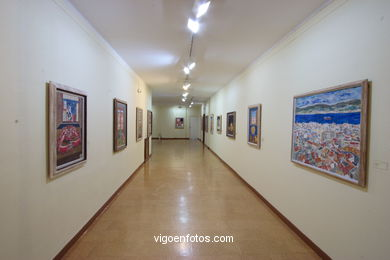 TORRAS ART COLLECTION - HOUSE OF THE ARTS - VIGO - SPAIN