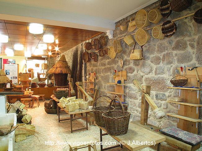 Imagens de oficina casa do cesteiro r a de vigo galiza espanha imagens de turismo - Material de oficina vigo ...