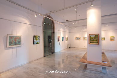 GALLERY - GALICIAN HOUSE OF THE CULTURE