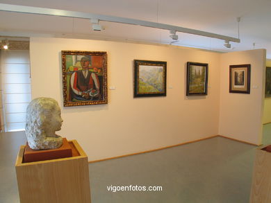 MUSEUM FRANCISCO FERNANDEZ DEL RIEGO - GALICIAN HOUSE OF THE CULTURE