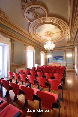 ASSEMBLY HALL - GALICIAN HOUSE OF THE CULTURE