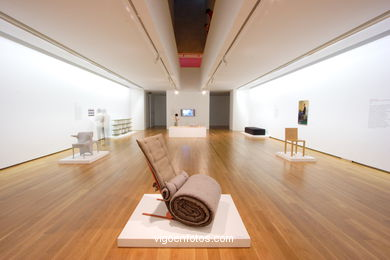 GROUND FLOOR - MARCO MUSEUM VIGO