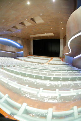 AUDITORIUM - VIGO CONFERENCE CENTRE (SEA OF VIGO)