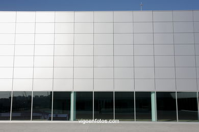 MULTIPURPOSE HALL - VIGO CONFERENCE CENTRE (SEA OF VIGO)