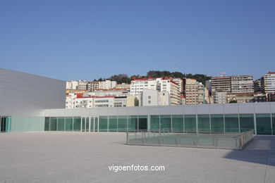 TERRACE - VIGO CONFERENCE CENTRE (SEA OF VIGO)