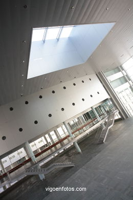 MAIN HALL - VIGO CONFERENCE CENTRE (SEA OF VIGO)