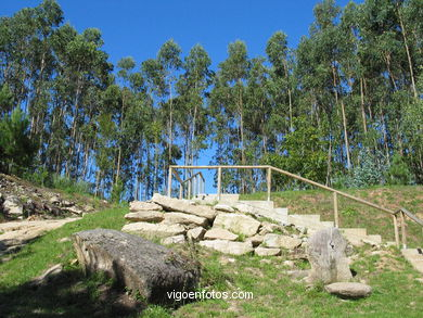 Nature park of a guieira