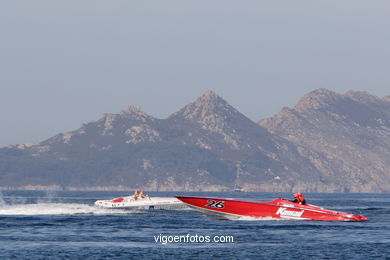 POWERBOAT P1 - CARREIRA SUPERSPORT VIGO.