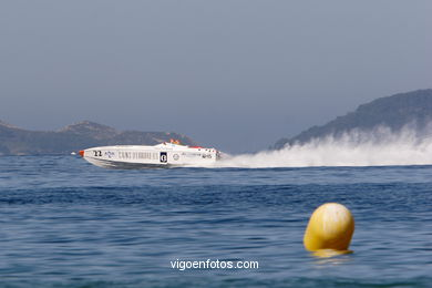 POWERBOAT P1 - RACE SUPERSPORT VIGO.