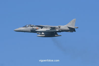 HARRIERS - AIRSHOW 2006. VIGO (SPAIN)