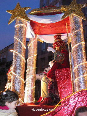 THREE KINGS CAVALCADE 2004