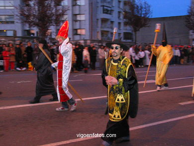 CARNIVAL 2004 - ENTERRO DO MECO - SPAIN