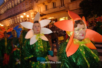 CARNIVAL 2006 - PROCESSION GROUP - SPAIN