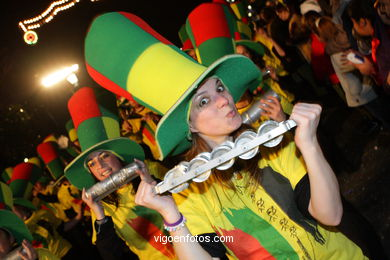 CARNIVAL 2008 - PROCESSION GROUP - SPAIN