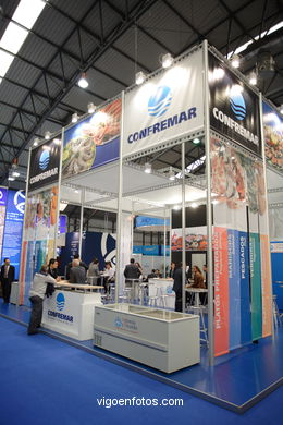 CONXEMAR. INTERNATIONAL FROZEN SEAFOOD PRODUCTS EXHIBITION