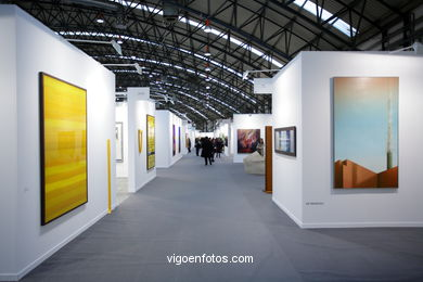 CONTEMPORARY ART OF SPAIN. ESPACIO ATLÁNTICO 2010 ART.