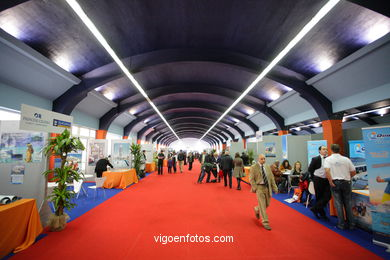 CRUISES - EXPOCRUCEROS 2008 - The greater Fair of Trips of cruises of Spain.