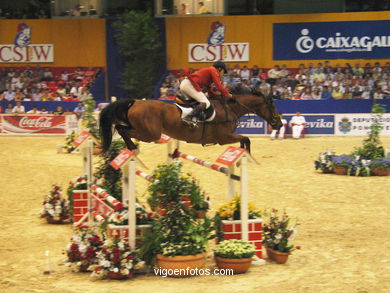 SHOW JUMPING COMPETITION - CSI 2003