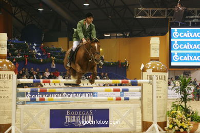 SHOW JUMPING COMPETITION - CSI 2005