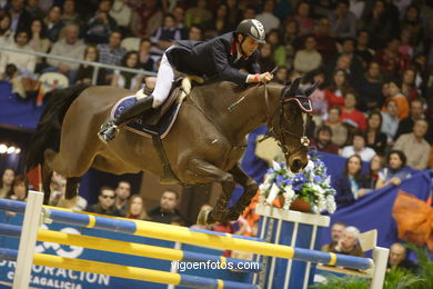 SHOW JUMPING COMPETITION - CSI 2006
