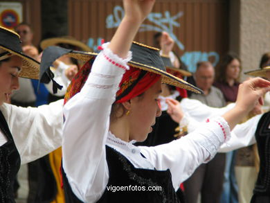 MUÑEIRA DAY - TYPICAL GALICIAN DANCE