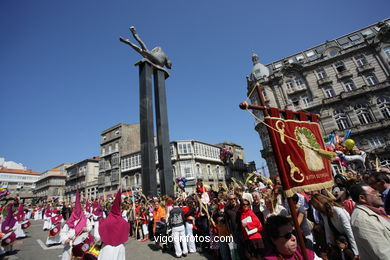 PROCESSION OF EASTER 2009 VIGO SPAIN