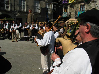 RECONQUERS OF VIGO 2004 CELEBRATION