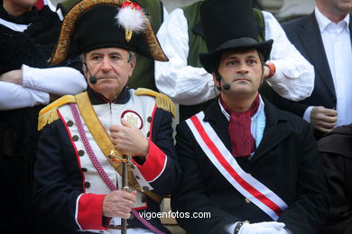 RECONQUERS OF VIGO 2009 CELEBRATION