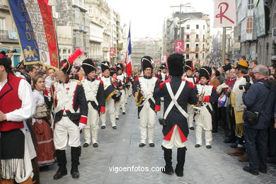 RECONQUERS OF VIGO 2010 CELEBRATION