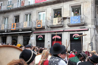 RECONQUERS OF VIGO 2011 CELEBRATION