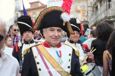 RECONQUERS OF VIGO 2012 CELEBRATION