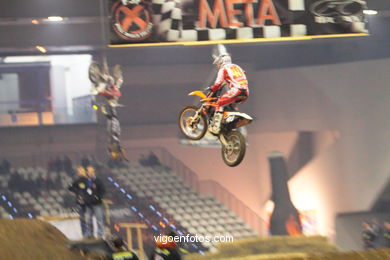 SUPERCROSS VIGO 2010. FREESTYLE