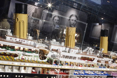 TITANIC. THE EXHIBITION. EXPOSICIÓN. CENTENARIO 2012