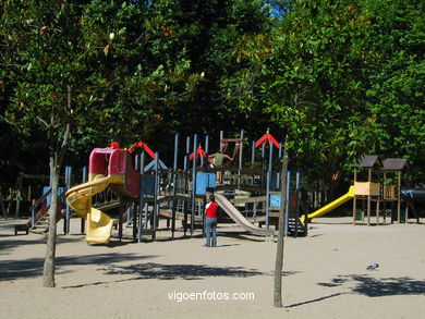 CHILDREN'S PARK OF CASTRELOS PARK