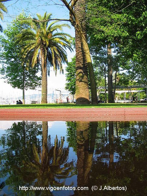 Fotos de jardines de montero rios vigo galicia p3 for Jardines galicia