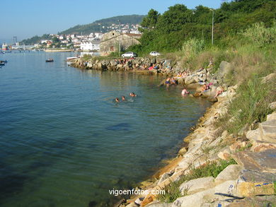 CACHARELA BEACH - VIGO - SPAIN