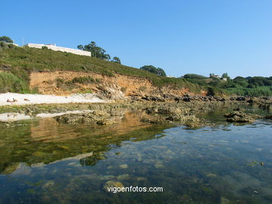 CANTO DE AREA BEACH - VIGO - SPAIN