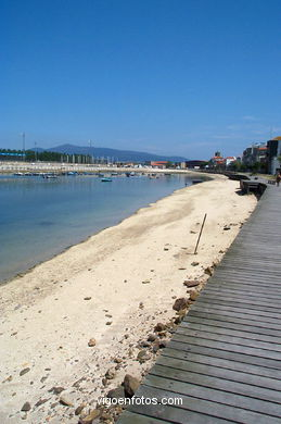 CARRIL, FONTOURA AND ADRO BEACH - VIGO - SPAIN