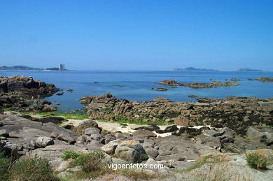 ESPEDRIGADA AND TOMBO DO GATO BEACH - VIGO - SPAIN